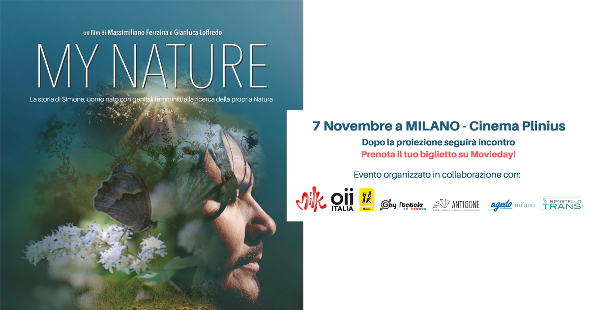my nature a milano