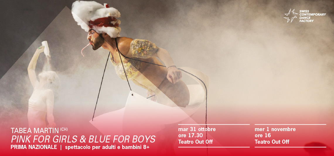 pink for girls & blue for boys danae festival